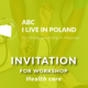 ABC I live in Poland – health care