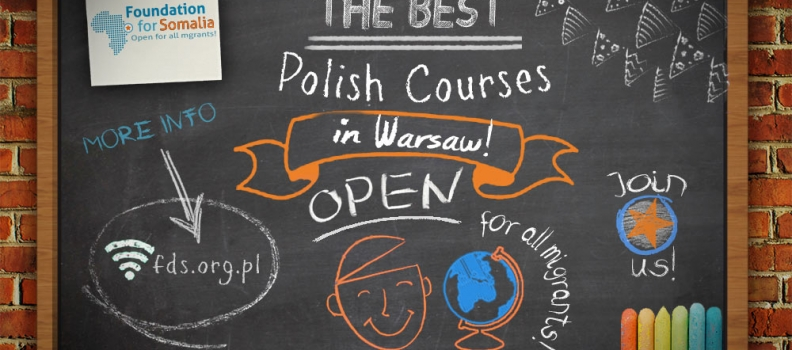 We recruit for Polish courses!