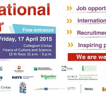 International Career Days 2015