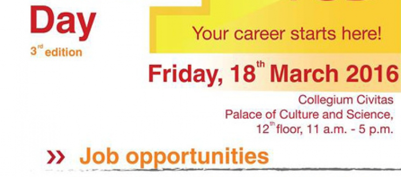 International Career Days 2016