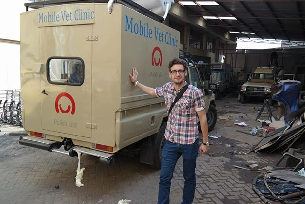 The Mobile Vet Clinic