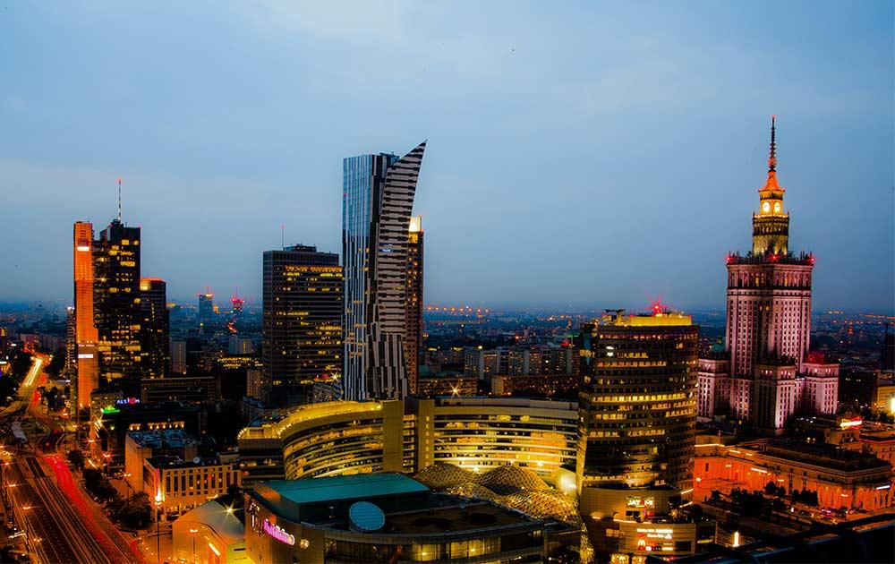 Jaka jest Twoja Warszawa?