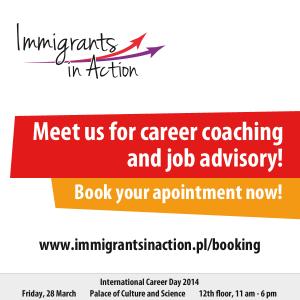 Piątek 28 marca – International Career Day – Czekamy na Ciebie!