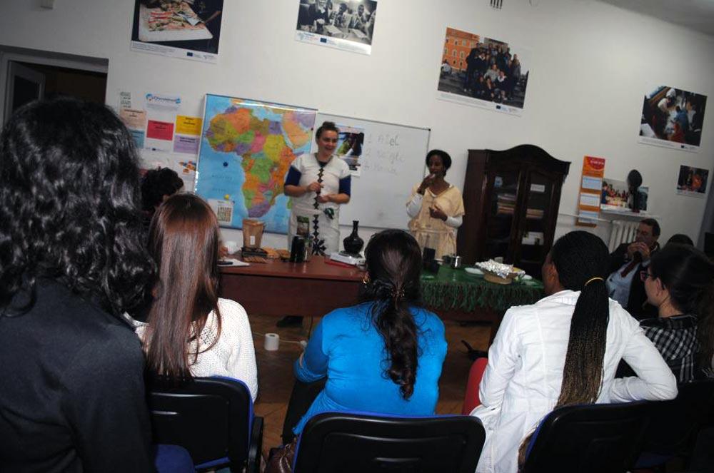 KASIA TARASIUK: W Erytrei czas spędzony przy kawie jest celebracją
