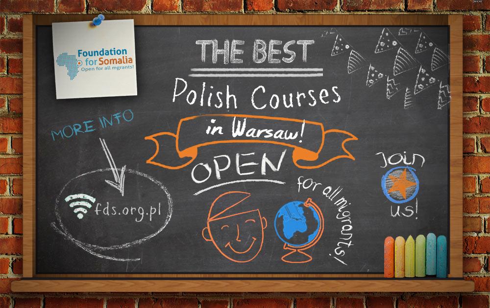 Kursy języka polskiego w FDS
