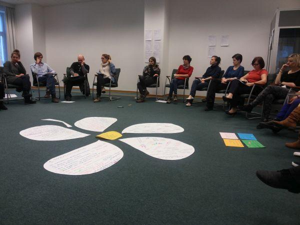FDS na szkoleniach Erasmus+ Młodzież