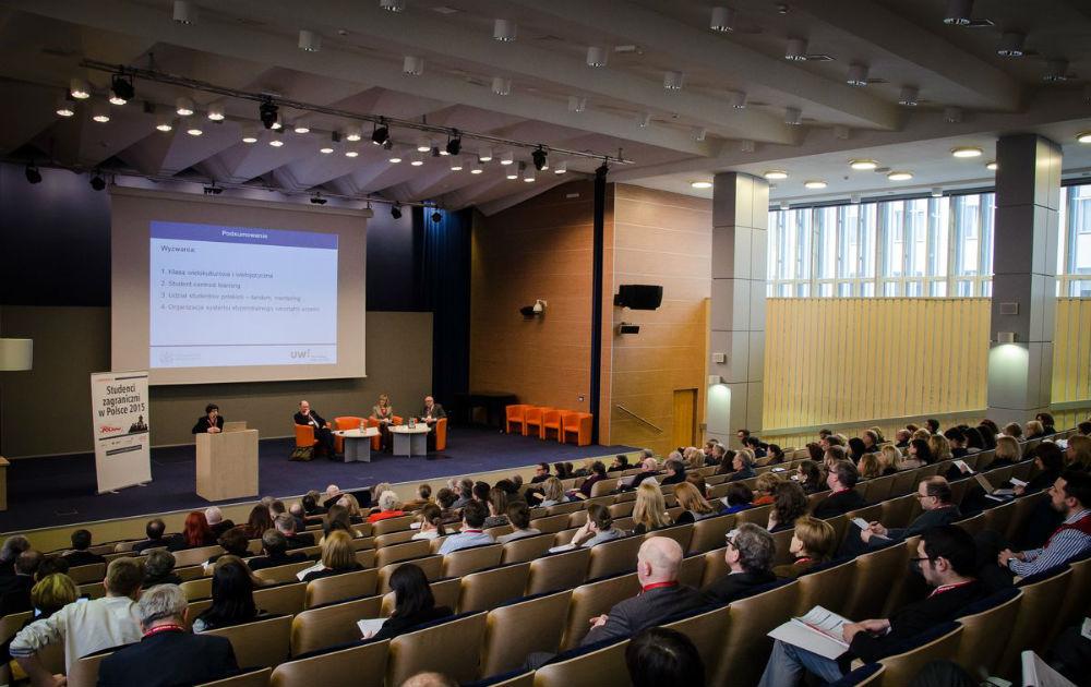 Liderzy i doradcy opowiadają o Study in Poland