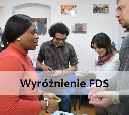 Wyróżnienie FDS przez Komisję Europejską!