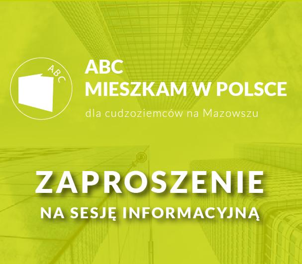 Sesja informacyjna: prowadzenie działalności gospodarczej
