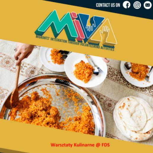 Piknikowy warsztat kulinarny MIVA