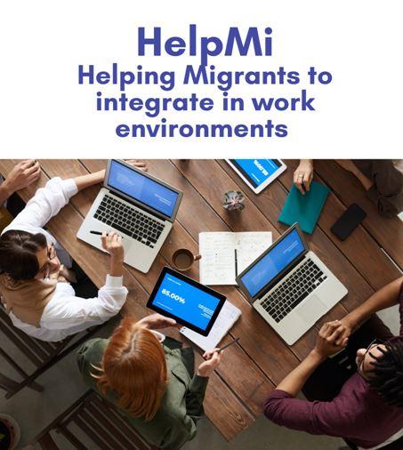 IO3 HelpMi Pakiet Szkoleń Cyfrowych dla pracowników ze środowisk migracyjnych