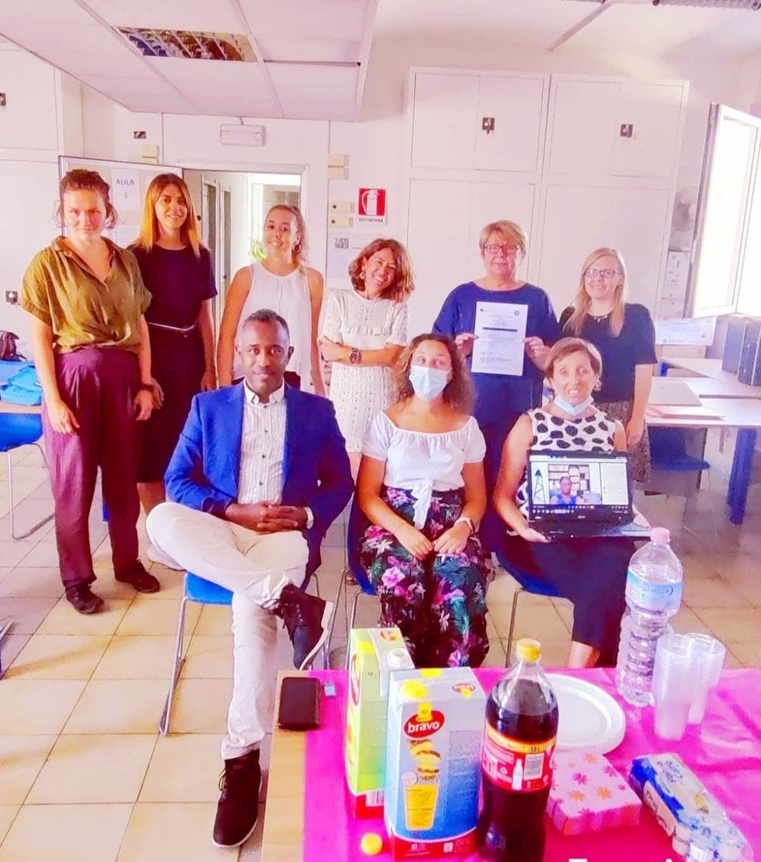 Spotkanie Projektowe HelpMi we Florencji
