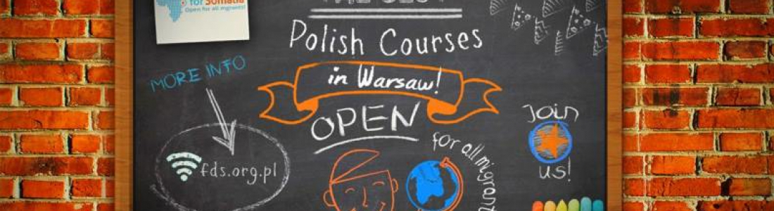Register for Polish courses in FDS!