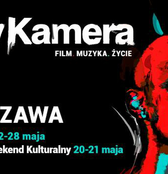 """XII edition of the movie festival – """"Afrykamera"""""""