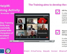 HelpMi – Ćwiczenia szkoleniowe
