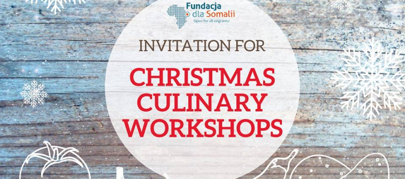 Christmas culinary workshops with FDS