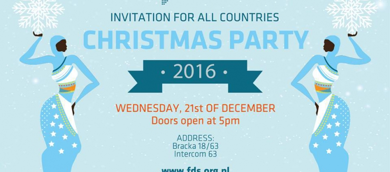 Let's meet at the Christmas table in the Foundation for Somalia
