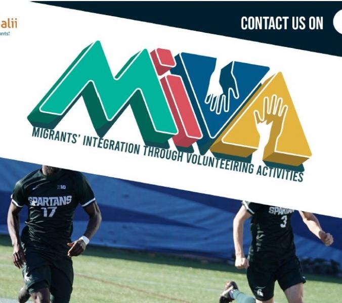Zaproszenie: trzeci mecz piłkarski MIVA