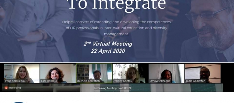 HelpMi – 2nd Transnational Meeting