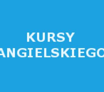 KURSY JĘZYKA ANGIELSKIEGO!