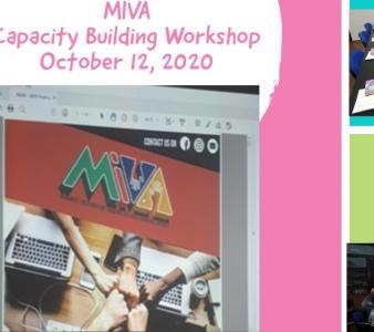 MIVA PROJECT: CAPACITY BUILDING WORKSHOPS (No.1)