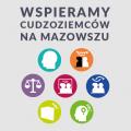 Wsparcie cudzoziemców na Mazowszu – projekt FAMI