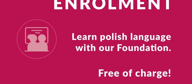 Rusza rekrutacja na lekcje języka polskiego