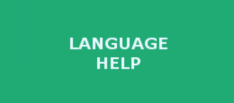 FREE LINGUAL HELP IN THE FOUNDATION FOR SOMALIA!