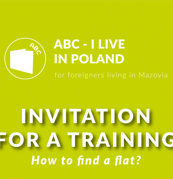 ABC I live in Poland – renting apartments