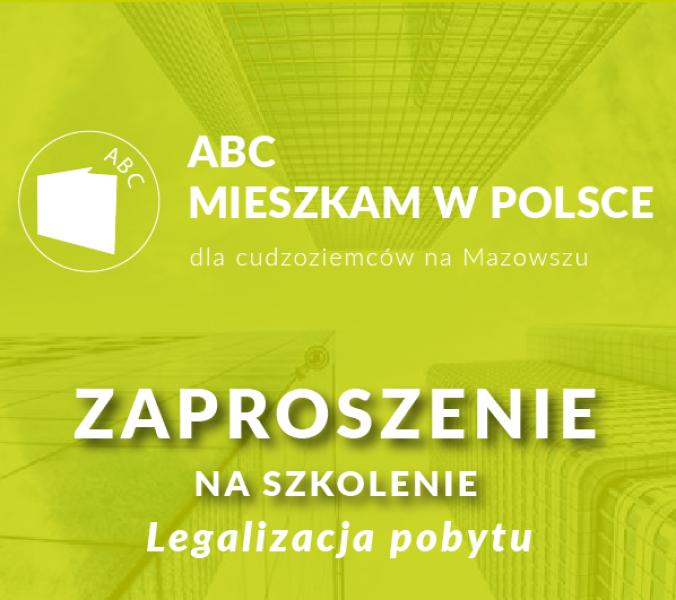 ABC Mieszkam w Polsce – legalizacja pobytu