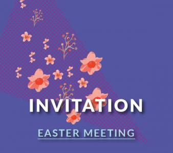 Easter meeting with Foundation for Somalia!