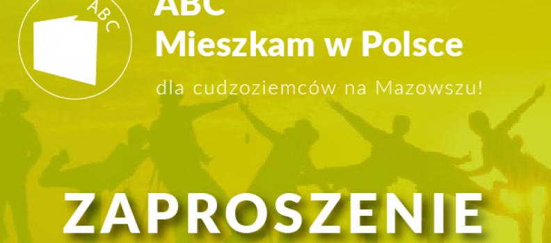 ABC Mieszkam w Polsce – pomoc społeczna