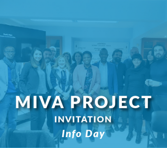Migrants' Integration through Volunteering Activities (MIVA) INFO Day