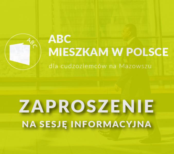 ABC Mieszkam w Polsce – praca