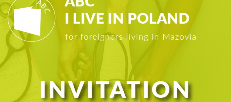 ABC I live in Poland – health care
