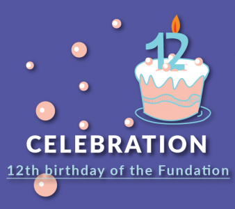 12th Birthday of the Foundation