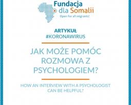 Jak może pomóc rozmowa z psychologiem?