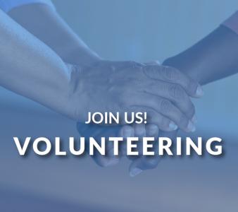 Become a volunteer!