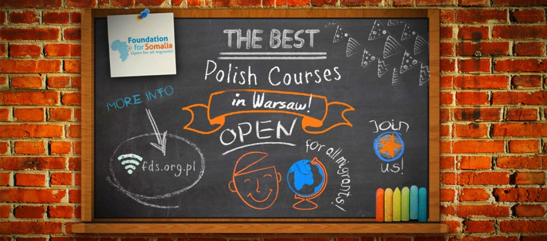 Registration for free Polish courses!