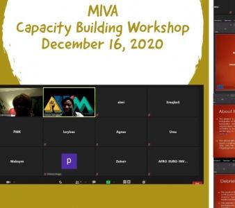 MIVA PROJECT: CAPACITY BUILDING WORKSHOPS (No.2)