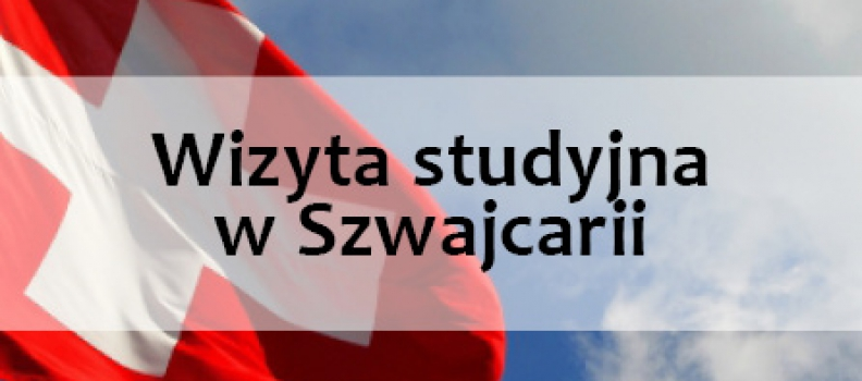 Study visit in Switzerland