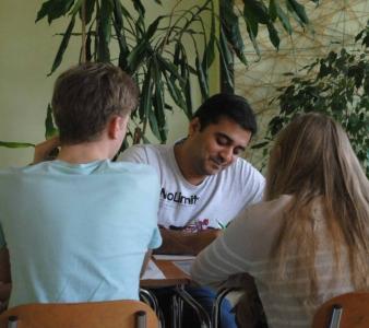 Spotkanie z liderami FdS w Garwolinie