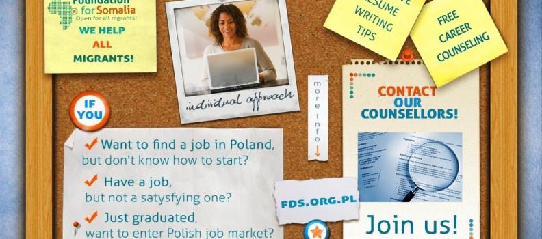 Pomagamy imigrantom znaleźć pracę w Warszawie