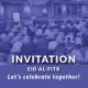 Eid al-Fitr celebrations
