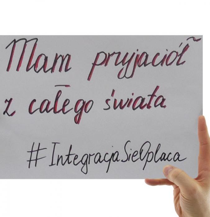 KONKURS ŚWIĄTECZNY: Integracja się opłaca!