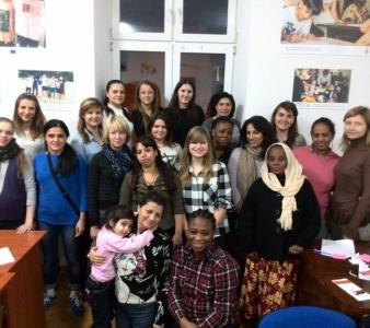 Klub Przedsiębiorczej Imigrantki – komentuje Kasia Tarasiuk