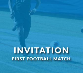MIVA: first football match!