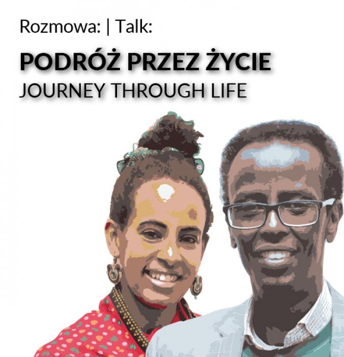 Invitation for a talk: Journey through life