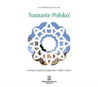 Namaste Polsko! Publikacja