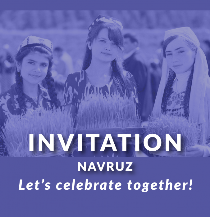 Let's celebrate Navruz together!